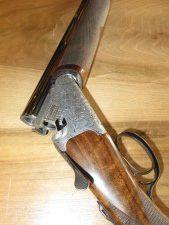 Fusil Rizzini Round Body EM 20/76 Canons 76cm chokes 1/4 et 1/2 en mallette parfait état