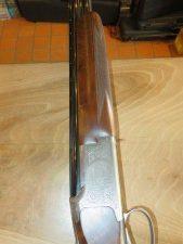 Fusil Miroku MK38 Trap Grade 5 12/70 Canons 71cm Gaucher très bon état