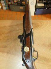 Carabine Browning Maral Wood 9.3X62 Etat correct Boulle XXL Custom