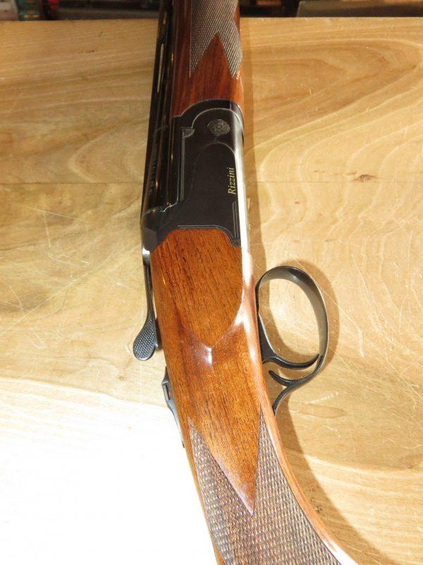 Fusil Rizzini BR110 28/70 canon 76cm Ejecteur, Mono détente, Très bon état