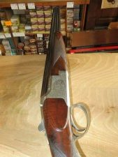 Browning B25 B2G Sporter 12/70 Canons 76cm Beau bois Très bon état