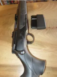 Carabine Merkel RX Helix 30-06 Synthétique avec chargeur 5 coups et silencieux Freyr & Devick 196g