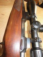 Carabine Sako Hunter 85 270WSM Avec lunette Kite 1.6-10X42 4A-IL