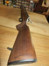 Carabine Tikka M690 RH 7X64 avec organes de visés et chargeur amovible bon état