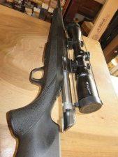 Carabine Browning A-Bolt 243 Win avec lunette Vortex Crossfire 3-9X40