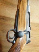 Carabine Neuve Sauer 404 Elégance grade 5 gauchère Calibre 30-06 canon fluté fileté